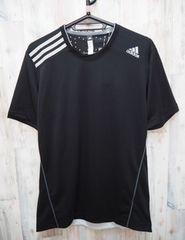 adidas アディダス CLIMACHILL 半袖Tシャツ L 黒 D85671