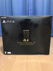 PlayStation4 FINAL FANTASY �]�X LUNA EDITION PS4