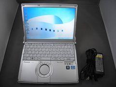 Panasonic CF-S10 Corei5 2540M 320G 4G マルチ Win7 64bit�@