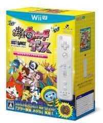 新品WiiU 妖怪ウォッチダンス JUSTDANCEWiiリモコンプラスセット