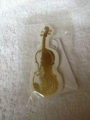 キッドブルー KIDBLUE  バイオリン ブローチ 新品