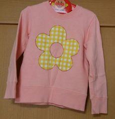 ムージョン購入☆mialy mail☆春物トレーナー☆size100