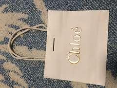 Chloe クロエ ショップ袋