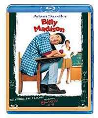 ★DVD+Blu-ray新品★ アダム・サンドラーは ビリー・マジソン