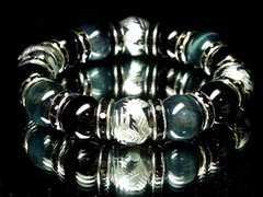 【最高級】皇帝龍ドラゴンアゲートXブルータイガー14ミリ数珠