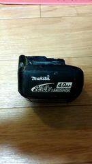 マキタ充電式バッテリー14v4.0Ah動作確認済