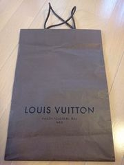 LOUIS VUITTONルイヴィトンの紙袋/ショップ袋♪正規品