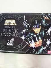 未使用 レア聖闘士星矢 ブラックセイント 暗黒キグナス 香港バンダイ正規品