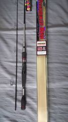 PERFOMER BASS 602S-ML CARBON ROD