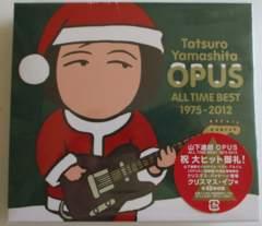 ★新品★ 山下達郎 OPUS 通常盤期間限定クリスマス・パッケージ 3CD