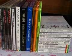 WANDS第1、2期&al.ni.co CD26枚セット