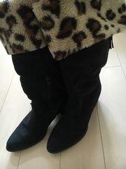 大人っぽいロングブーツ19�p
