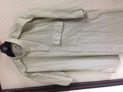 イッセイミヤケ半袖デザインシャツ