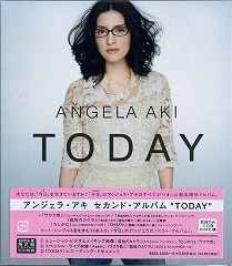 アンジェラ・アキ★TODAY★初回生産限定盤★未開封