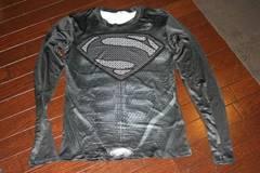 スーパーマン 長袖Tシャツ 新品 海外製 XLサイズ 2