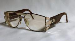 正規 ディオールDior CDロゴ エレガントヴィンテージ眼鏡 金×べっ甲系 サングラス