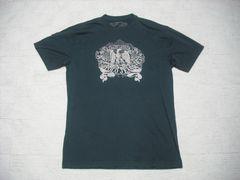 75 男 ラルフローレン 黒 半袖Tシャツ M