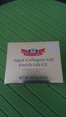 新品 アクアコラーゲンゲル エンリッチリフトEX 120g  +オマケ