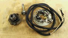 GS400 国産電機ガバナポイントボルト実働良品GT380GSXCBX400エンジンキャブ