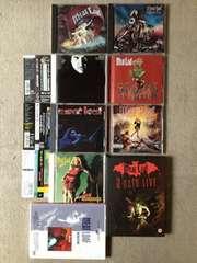 ミートローフ CD+DVD 10枚セットまとめて 国内盤 地獄のロックライダー ミュージカル