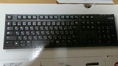 ELECOMワイヤレスキーボード TK-FDM063BK