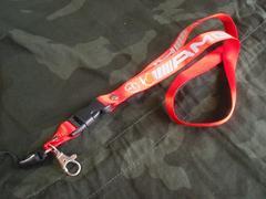 ● メルセデスベンツ AMG TYPE SPORT ストラップ RED!