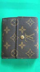 ルイヴィトンモノグラム二つ折り財布