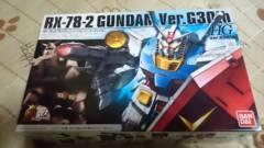 ガンダム 1/144 ガンダム Ver.G30th