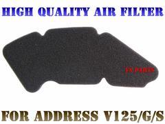 【高品質】新品アドレスV125S CF46ACF4EACF4MAエアフィルター