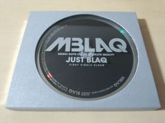 MBLAQ(エムブラック)CD「Just Blaq」韓国K-POP●