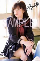 【送料無料】AKB48渡辺麻友 写真5枚セット<サイン入> 69