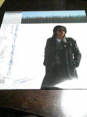 松山千春★空を飛ぶ鳥のように野を駈ける風のように レコード