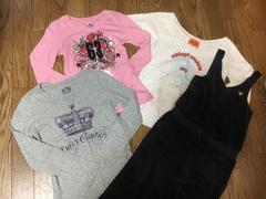 50スタ★美品★ジューシークチュール:Tシャツ(2)他4点セット(7)