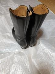 ブーツ ブラック22�p