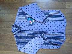 フィッチェ・ウォーモ  総柄 カジュアルシャツ 大きいサイズ