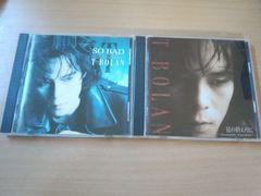 T-BOLAN CD「夏の終わりに」「SO BAD」2枚セット★