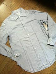 美品TAKEO KIKUCHI チェックシャツ 日本製 タケオキクチ