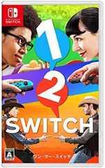 ■新品■Nintendo Switch版 1-2-Switch(ワンツースイッチ)