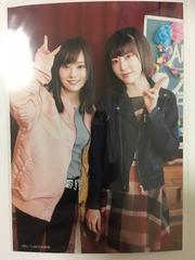 AKB48  願いごとの持ち腐れ HMV特典写真 山本彩 宮脇咲良 即決