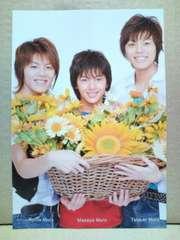 Jr.カレンダー'09.4-'10.3付録フォトブック切抜(21)ジャニーズJr.中山中間