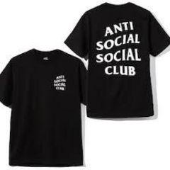 アンチソーシャルソーシャルクラブ Tシャツ Lサイズ ASSC