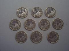 ★地方自治60周年500円貨(三重県) 10枚★