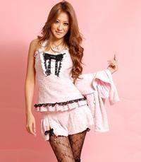 MARS☆ツイード3点SET☆ジャケット+キャミ+スカート☆新品タグ付