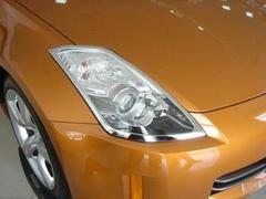 日産 ヘッドライトリング フェアレディZ Z33