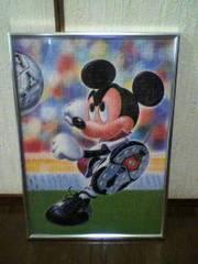 ミッキーサッカー完成品
