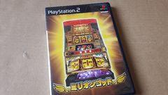 PS2☆ミリオンゴッド☆美品♪スロットゲーム。