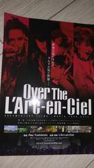L'Arc〜en〜Ciel 映画ステッカー