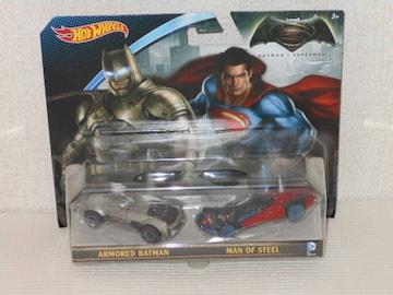 Hot Wheels★バットマンVSスーパーマン ARMORED BATMAN MAN