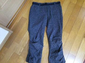 リュージョー LIU.JO ブランド パンツ 7部丈 レディース スーツ