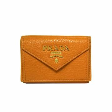 ?1MH021-2E3A-F0E05 三つ折り財布  レディース
